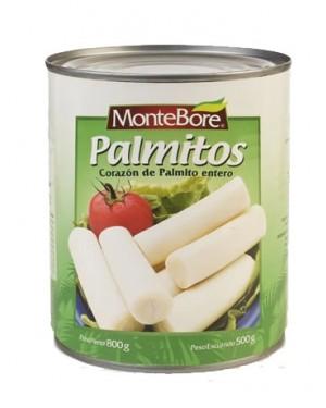 1 PALMITOS ENTEROS MonteBore  800 g