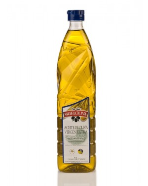 Aceite Oliva Extra Virgen  Mueloliva - Envase De 1 Litro