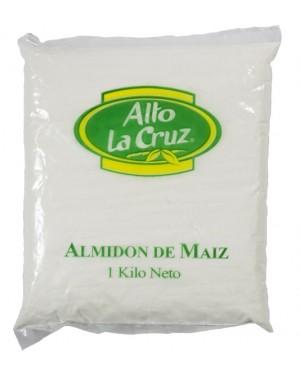 MAICENA (Almidón de maíz) Alto La Cruz 1 Kg