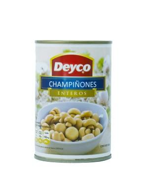 CHAMPIÑONES ENTEROS  Deyco  400 gr