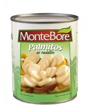 1 PALMITOS EN RODAJAS MonteBore 800 g