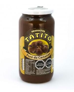 PURÉ DE CASTAÑAS Tatito 1.200 g