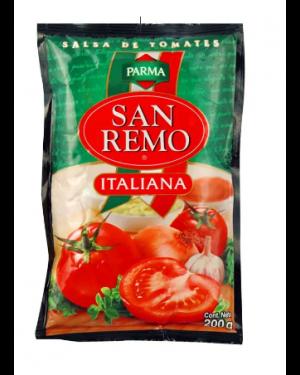 SALSA DE TOMATE SAN REMO Parma 200g