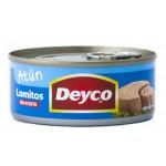 ATUN LOMITO AL ACEITE Deyco  170 g