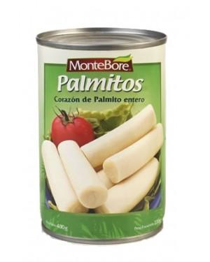 1 PALMITOS ENTEROS   MonteBore  400 g