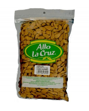 ALMENDRAS NATURALES  Alto La Cruz 1 k