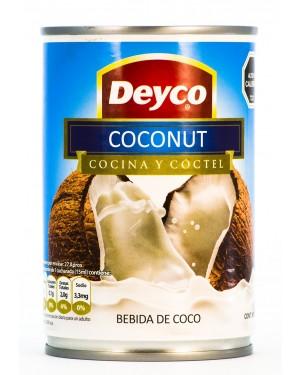 BEBIDA DE COCO DEYCO Contenido 400ml codigo A-849-1