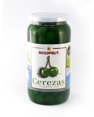 CEREZAS MARRASQUINO VERDE  Rocofrut  1.100 g