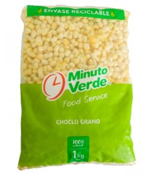 CHOCLO GRANO CONGELADO   Minuto Verde  1k