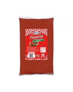 CONCENTRADO DE TOMATE Pomarola 3 Kg