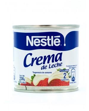 CREMA DE LECHE Nesttlé 236 g