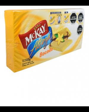 GALLETAS DE OBLEA ALTEZA McKay 140 gr.