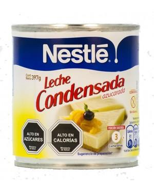 LECHE CONDENSADA NESTLE Cntenido 397g Codigo