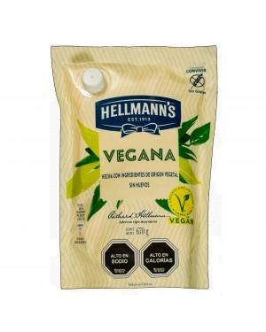 MAYONESA VEGANA Hellmanns 670 g