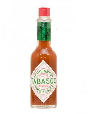 SALSA TABASCO  Mc Ilhenny  59 ml